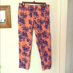 Element hibiscus pants